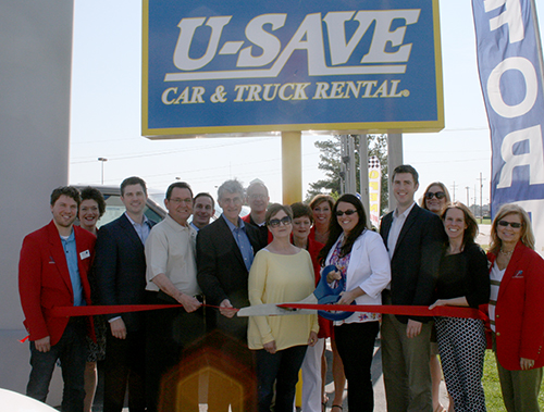 U Save Auto Rental >> U Save Car Truck Rental Holds Grand Opening Jonesboro